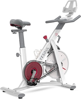Велотренажёр Xiaomi Smart Yesoul Spinning Bike S3 white