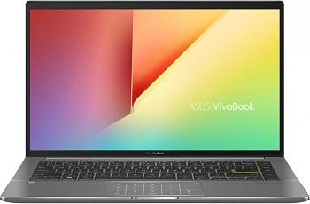 Ноутбук Asus VivoBook S S435EA-HM011T 14.0 FHD 400-nits/i5-1135G7/8GB/256GB SSD/UMA/W10/Deep Green (90NB0SU1-M00140)