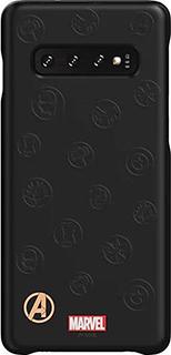 Пластиковая накладка для Samsung Galaxy S10 Friends MARVEL Avengers