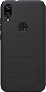 Пластиковая накладка для Xiaomi Play Nillkin черная фото