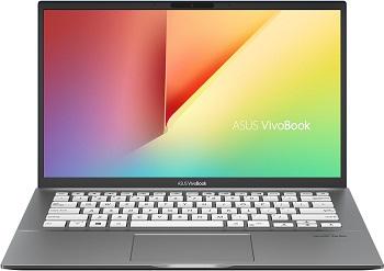 Фото - Ноутбук Asus VivoBook S14 S431FA-AM248T 14 1920x1080 мат IPS/Core i5 10210U 1.6Ghz/8Gb/256SSD/noDVD/Int:UHD Gr-cs/Cam/BT/WiFi/w1y/1.4kg/Silver/W10 (90NB0LR3-M04230) ноутбук msi modern 14 b10rasw 021ru 14 1920x1080 мат ips core i5 10210u 1 6ghz 8gb 512pcissd nodvd ext gf mx330 2gb cam bt wifi w1y 1 2kg black w10 9s7 14d111 021