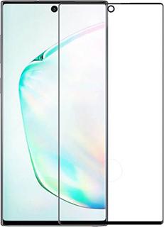 Защитное стекло для Samsung Galaxy Note 10 Mosth полноэкранное черное