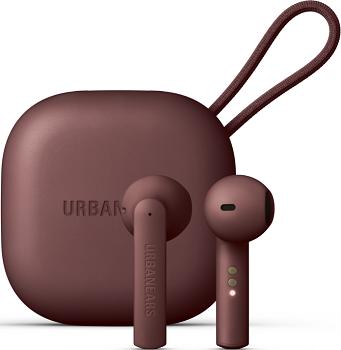Наушники Urbanears Luma бордовые