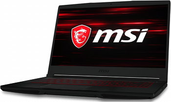 "Ноутбук MSI GF63 Thin 9SCXR-458RU 15.6"" 1920x1080 мат IPS/Core i5 9300H 2.4Ghz/8Gb/512PCISSD/noDVD/Ext:GTX1650 MaxQ 4Gb/Cam/BT/WiFi/w1y/1.86kg/black/W10 (9S7-16R412-458)"