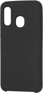 Силиконовая накладка для Samsung Galaxy M10S Cabal прозрачная фото