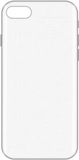 Силиконовая накладка 0.3 мм для Apple iPhone SE 2020 Cabal прозрачная фото