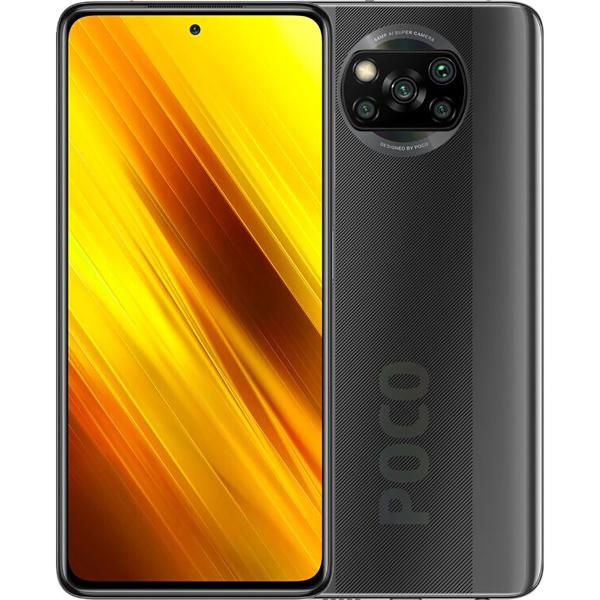 Фото - Мобильный телефон Xiaomi Poco X3 NFC 6/64GB Shadow Grey (серый) Global Version мобильный телефон xiaomi redmi note 9 4 128gb nfc grey серый global version