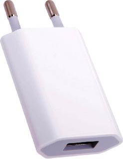 Сетевой блок 1A Apple белый фото