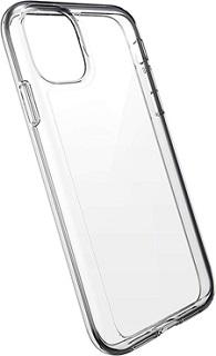 Противоударная пластиковая накладка для iPhone 11 Pro MONARCH прозрачная фото