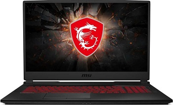 "Ноутбук MSI GL75 Leopard 10SCXR-024XRU 17.3"" 1920x1080 мат 144Hz IPS/Core i5 10300H 2.5Ghz/8Gb1Tb/noDVD/Ext:GTX1650 4Gb/Cam/BT/WiFi/w1y/2.6kg/black/DOS (9S7-17E822-024)"