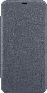 Чехол-книжка для Xiaomi Pocophone F1 Nillkin черная фото