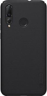 Пластиковая накладка для Huawei Nova 4 Nillkin черная фото
