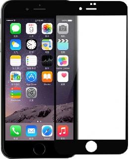Защитное стекло для iPhone 7 Plus/8 Plus Aiwo полноэкранное черное фото