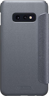 Чехол-книжка для Samsung Galaxy S10e Nillkin графит