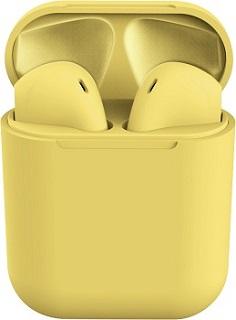 InPods 12 желтые фото