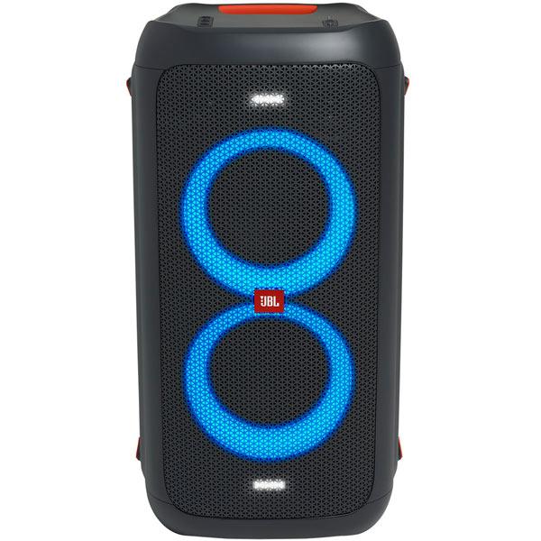 Портативная акустика JBL Partybox 100 черная фото