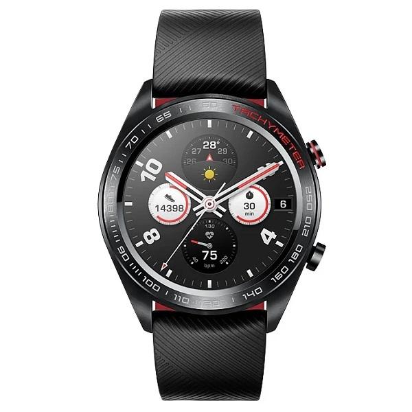 Часы Honor Watch Magic TLS-B19 Lava black (черный) умные часы honor watch magic lava black