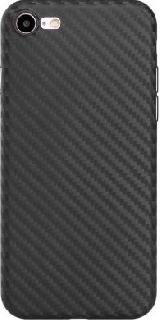 Пластиковая накладка для iPhone 7/8/SE2020 Hoco Ultra thin черная фото