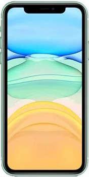Apple iPhone 11 64GB зеленый Slimbox (MHDG3RU/A)