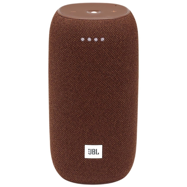 Умная колонка JBL Link Portable с Алисой коричневая