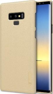 Пластиковая накладка для Samsung Galaxy Note 9 Nillkin золотая