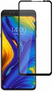Защитное стекло для Xiaomi Mi Mix 3 Mosth полноэкранное 6D черное фото
