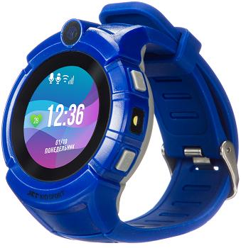 Часы Jet Kid Sport синие фото