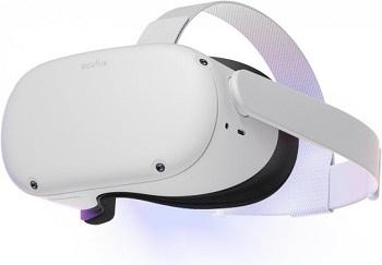 Шлем виртуальной реальности Oculus Quest 2 - 256 GB белый