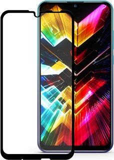 Защитное стекло для Huawei Honor 10i Cabal полноэкранное черное фото