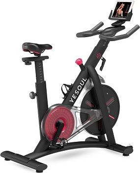 Велотренажёр Xiaomi Smart Yesoul Spinning Bike S3 black