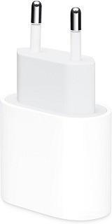 Фото - Сетевое зарядное устройство Apple 20W USB-C Power Adapter Euro белый сетевое зарядное устройство apple 30w usb c power adapter my1w2zm a