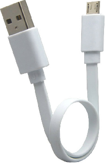 Xiaomi Portable charging cable белый фото