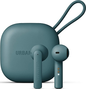 Наушники Urbanears Luma зеленые