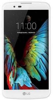 LG K10 LTE K430DS белый