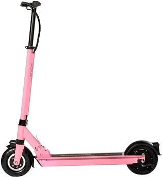 Электросамокат Joyor F1 розовый