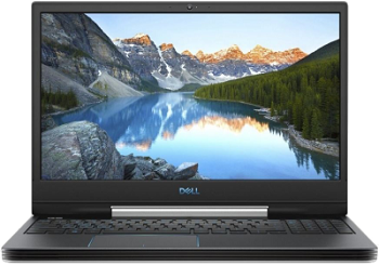 "Ноутбук Dell G5-5590 15.6"" 1920x1080 мат IPS/Core i7 9750H 2.6Ghz/8Gb/1Tb+128SSD/noDVD/Ext:RTX2060 6Gb/Cam/BT/WiFi/w1y/2.68kg/ Black/Win10 Home+Backlit (G515-8110)"