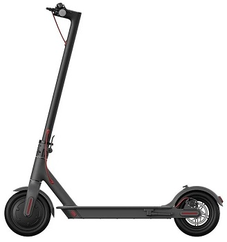 Электросамокат Xiaomi Mi Electric Scooter 1S black фото