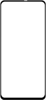 Защитное стекло для Samsung Galaxy A60 9D полноэкранное черное в техпаке фото