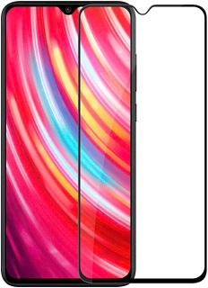 Защитное стекло для Xiaomi RedMi Note 8 pro Cabal полноэкранное черное фото