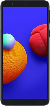 Samsung Galaxy A01 Core 16GB черный