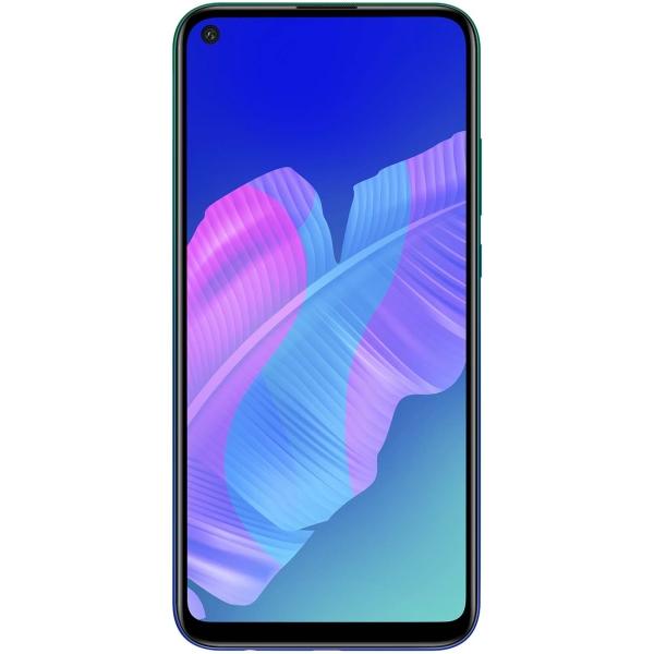 Мобильный телефон Huawei P40 Lite E 4/64GB ярко-голубой фото