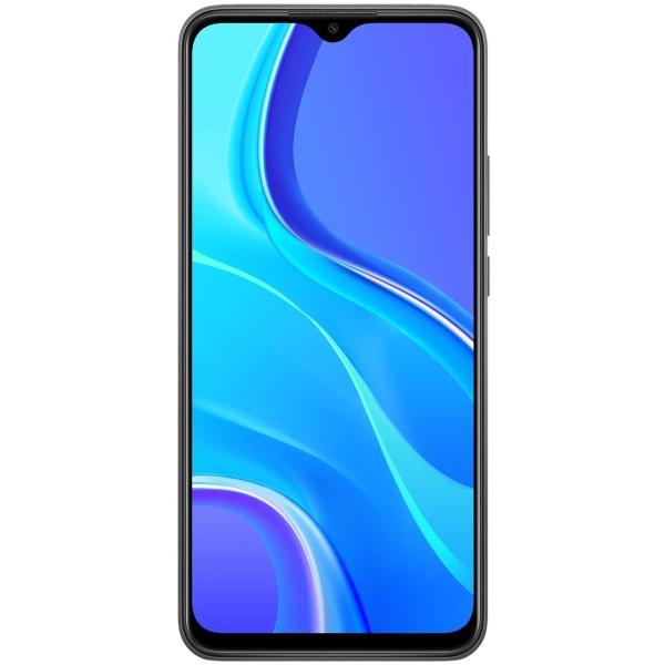 Фото - Мобильный телефон Xiaomi Redmi 9 4/64GB (NFC) серый мобильный телефон xiaomi redmi note 9 4 128gb nfc grey серый global version