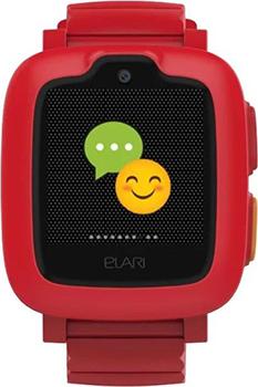 Часы Elari KidPhone 3G красный