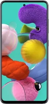 Samsung Galaxy A51 64GB черный