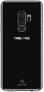 Силиконовая накладка для Samsung Galaxy S9 Plus Usams Primary Series прозрачная фото