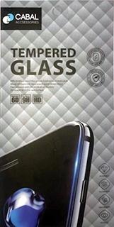 Защитное стекло для OnePlus 7 Cabal полноэкранное черное фото
