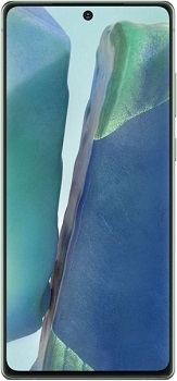 Samsung Galaxy Note 20 5G 8/256GB (Snapdragon 865) mint (мята)
