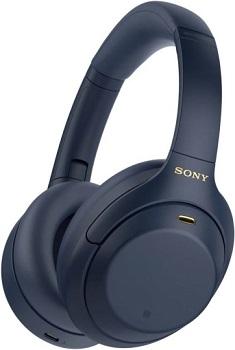 Беспроводные наушники Sony WH-1000XM4 midnight blue