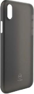 Пластиковая накладка ультратонкая для iPhone X/XS Mcdodo PC-3390 черная фото