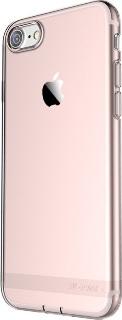 Силиконовая накладка для iPhone 7/8 Usams Primary Series розовая  - купить со скидкой